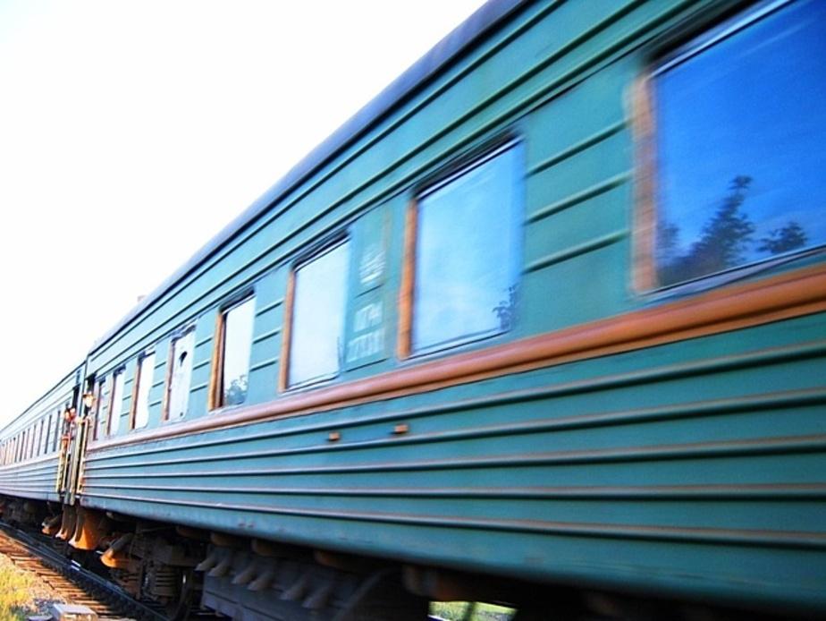 Паводок не повлиял на движение поездов в области - Новости Калининграда