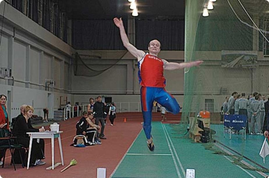 Легкая атлетика: Готовимся к первенству России - Новости Калининграда