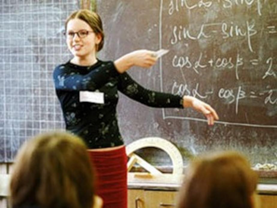 В 2011 году в школы региона пришли работать 100 молодых педагогов - Новости Калининграда