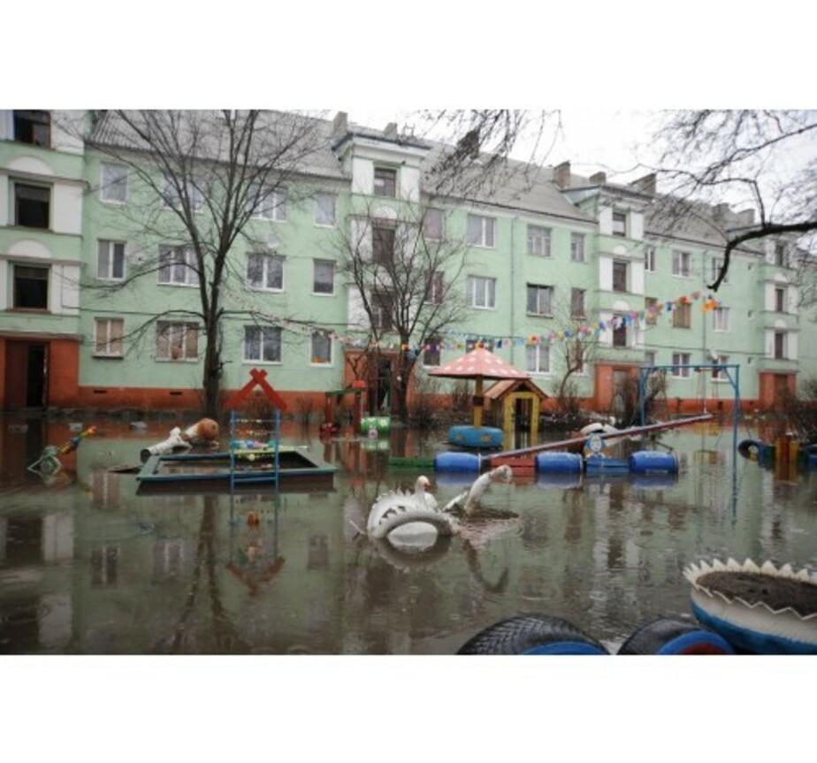 В Калининграде затопило музей- горбольницу и роддом - Новости Калининграда