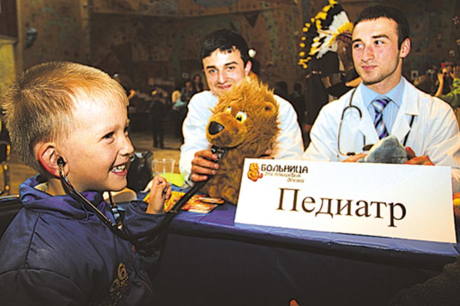 Больница для плюшевых игрушек приглашает малышей - Новости Калининграда