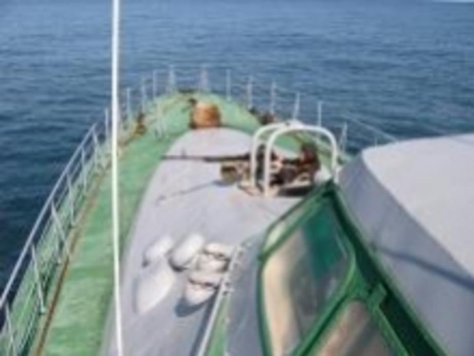 В Приморье задержано судно из Калининграда с 380 кг икры и краба - Новости Калининграда