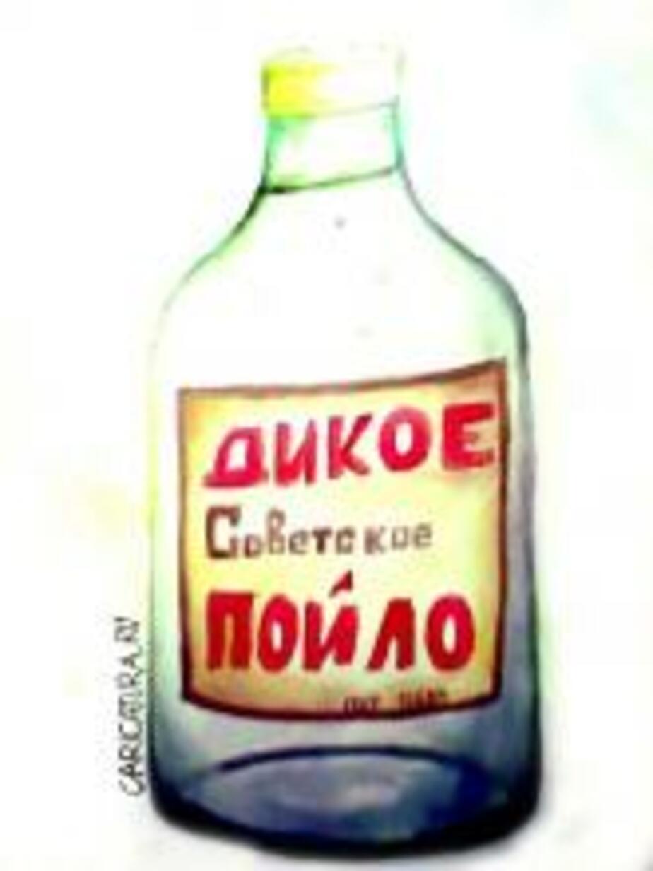 Роспотребнадзор забраковал 196 литров водки - Новости Калининграда