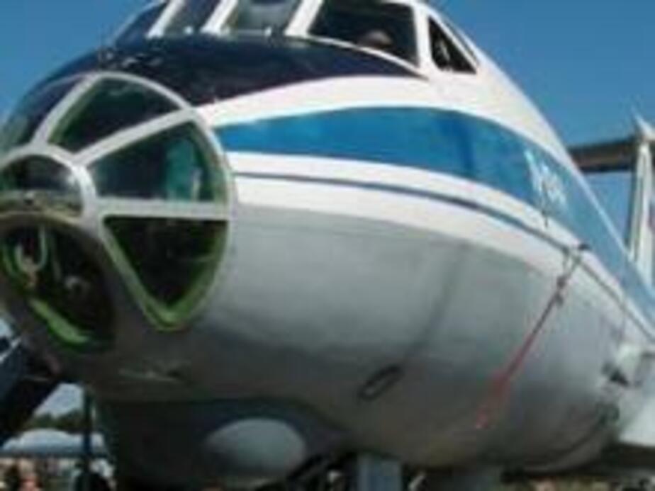 ЧП в аэропорту «Храброво»: «Самолёт зарылся в грунт» - Новости Калининграда