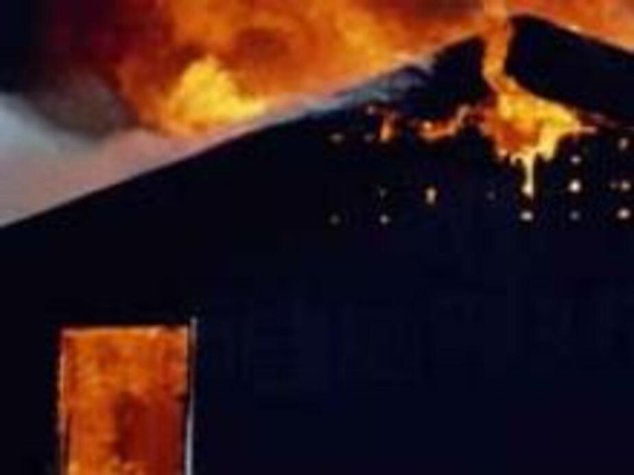 Пожарные предотвратили угрозу взрыва - Новости Калининграда