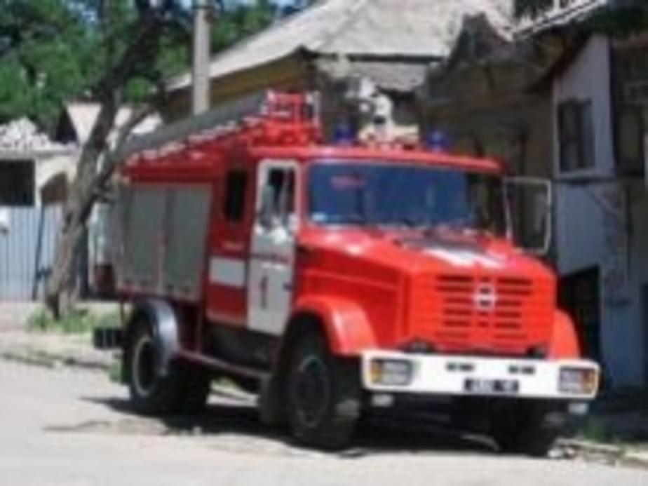 Пожарные  выезжали дважды в подвалы - Новости Калининграда
