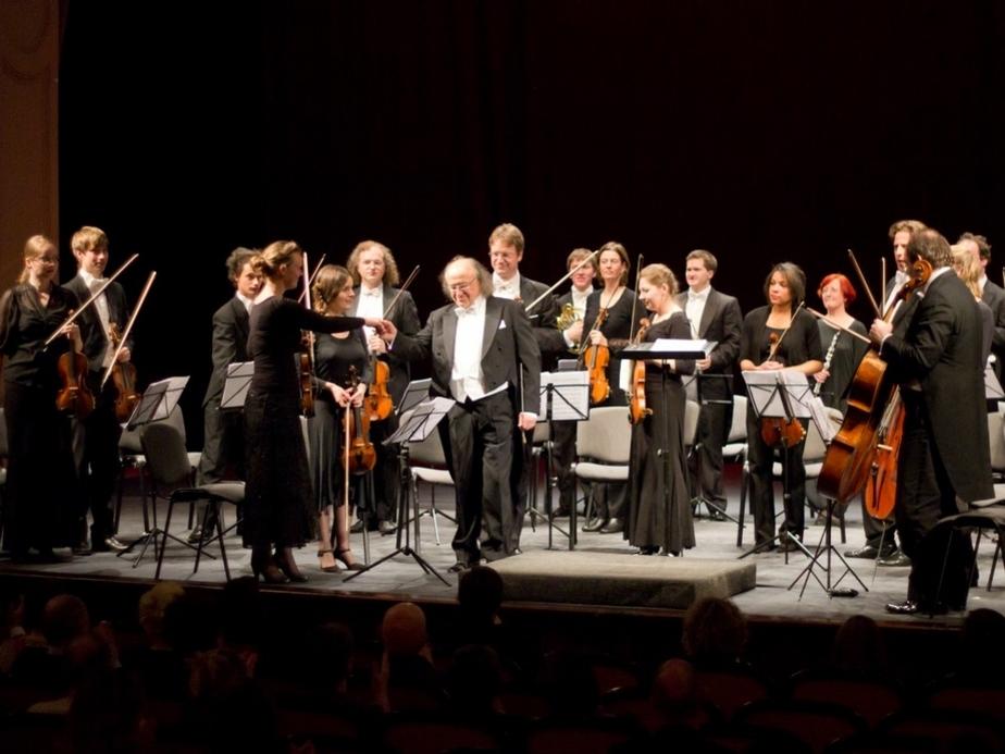 Немецкий камерный оркестр выступил в Калининграде с неизвестными произведениями Моцарта - Новости Калининграда