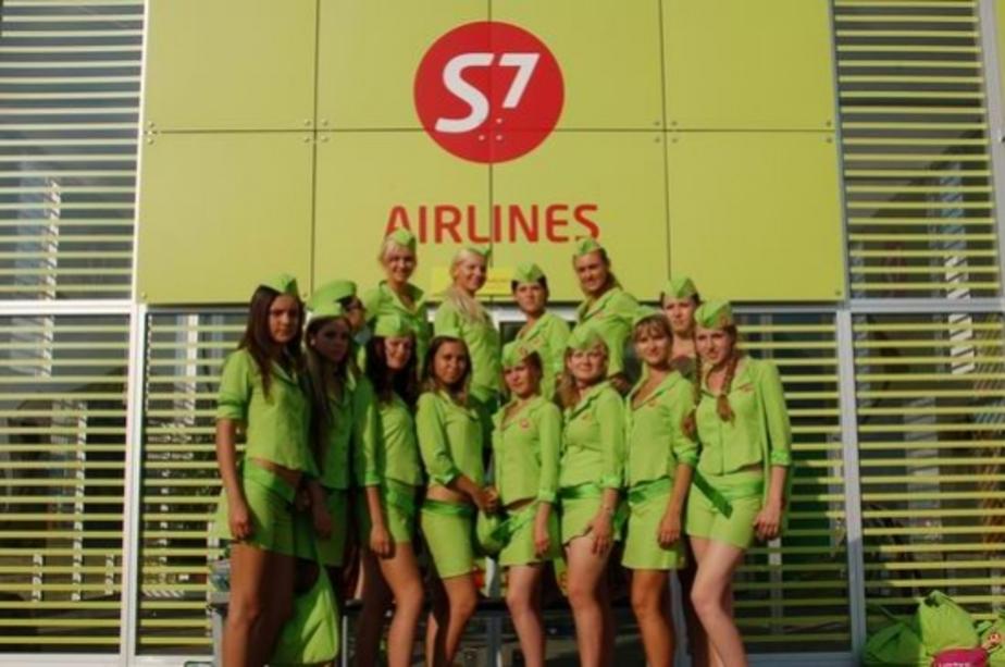 S7 Airlines готова возить калининградцев в Москву за 3-6 тыс- рублей - Новости Калининграда