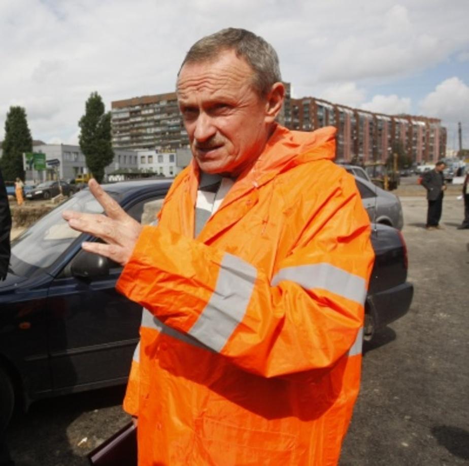 Саркисов пообещал отремонтировать больше тротуаров в следующем году - Новости Калининграда