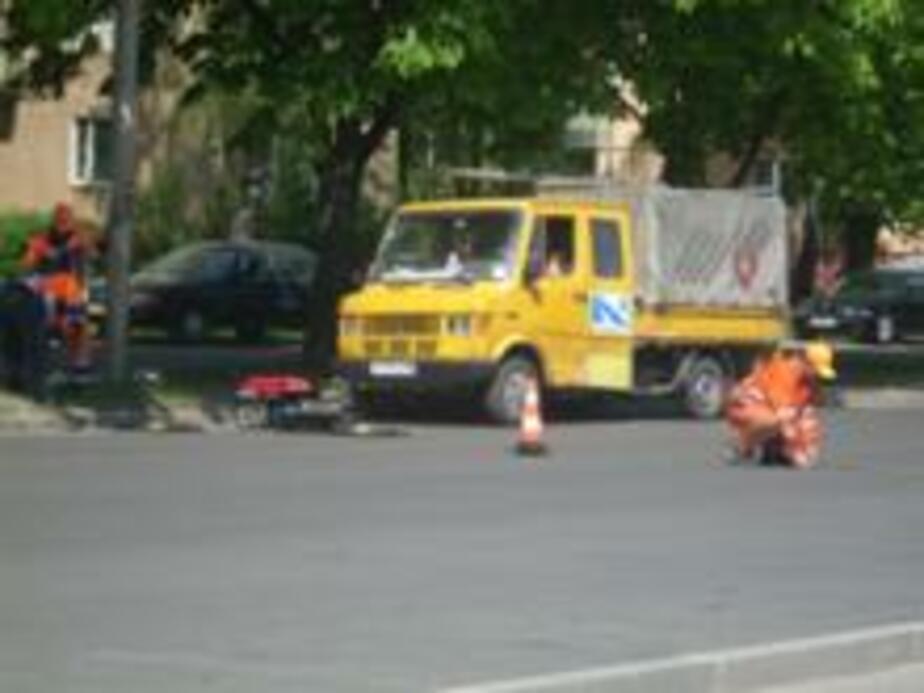 На месте гибели девочки устанавливают лежащего полицейского - Новости Калининграда