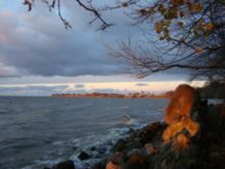 В Калининградском заливе утонул парень - Новости Калининграда