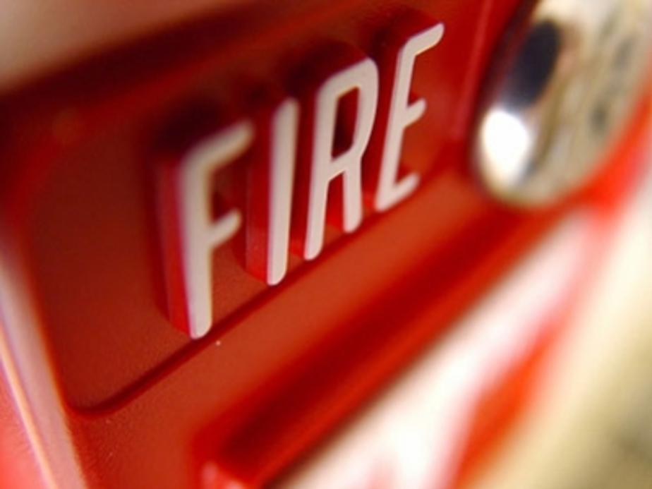 В Правдинском районе при пожаре погибла семья - Новости Калининграда