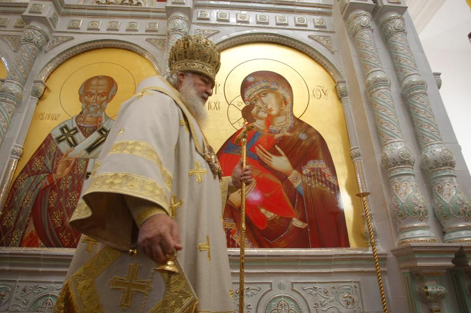 Патриарх Кирилл освятил храм в Балтийске - Новости Калининграда