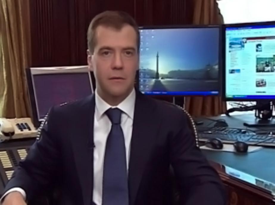Калининградцы не смогут задать вопросы Медведеву в режиме интернет-конференции - Новости Калининграда