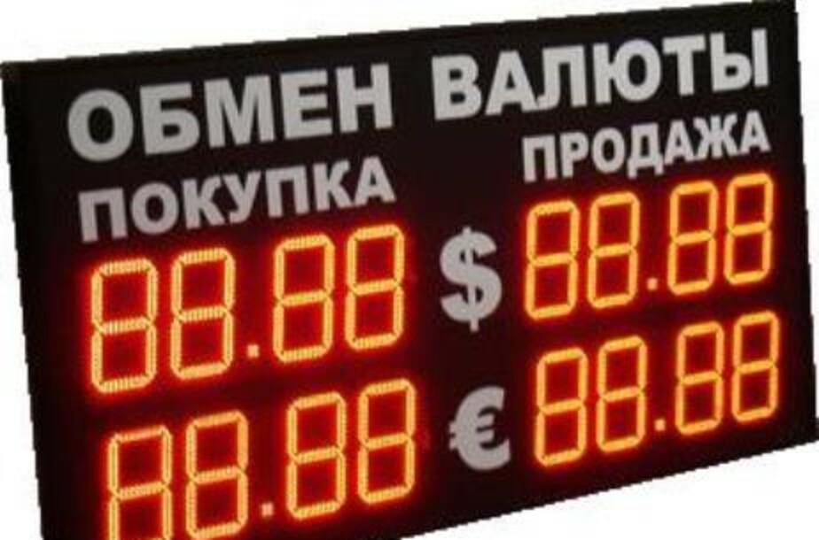 Зарубежные обменники перестают принимать рубли - Новости Калининграда