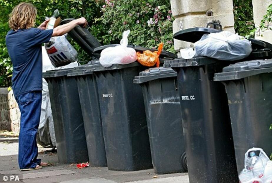 """За мусор будут брать с людей- а не с -""""квадратов-"""" - Новости Калининграда"""