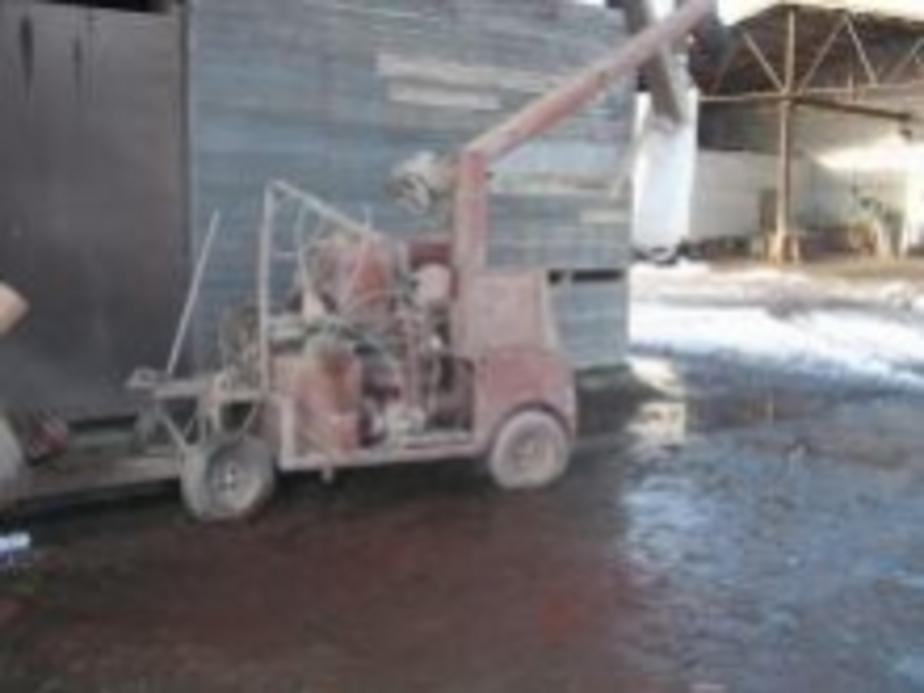 На зернотоке произош-л розлив раствора пестицидов  - Новости Калининграда