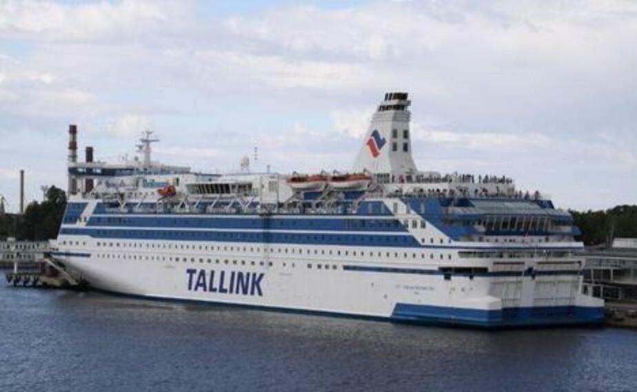 В Балтийском море утонул мужчина- упав с латвийского парома - Новости Калининграда