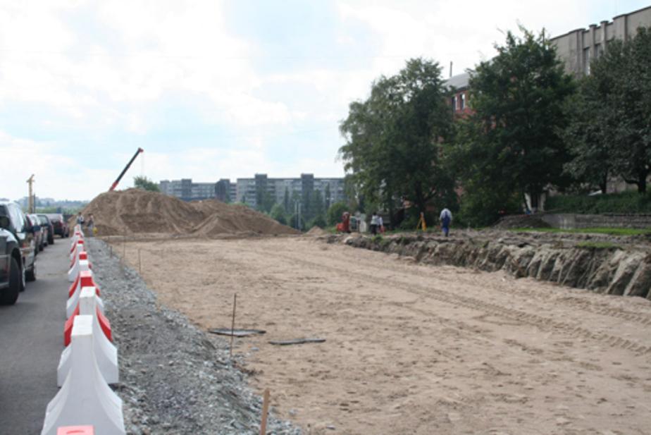 Реконструкция проспекта Калинина начнется в 2011 г- - Новости Калининграда