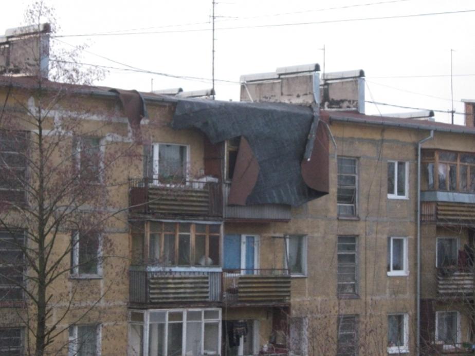Штормовое предупреждение по Калининградской области отменено - Новости Калининграда
