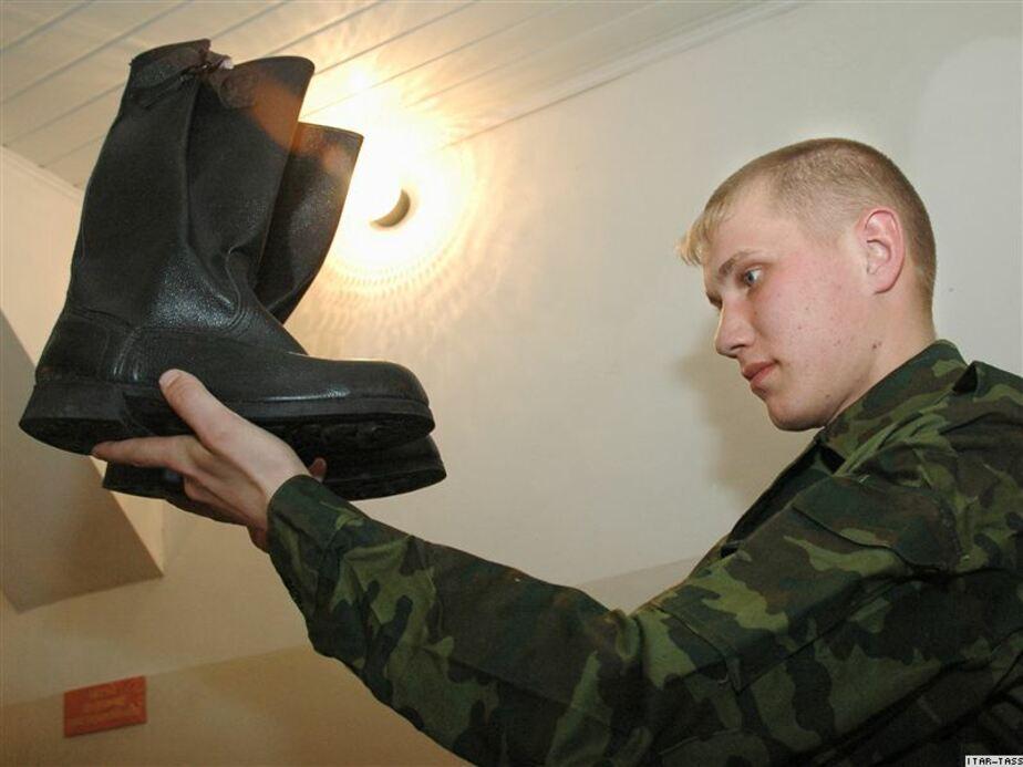 В осенний призыв на службу в армию призовут 1800 юношей - Новости Калининграда
