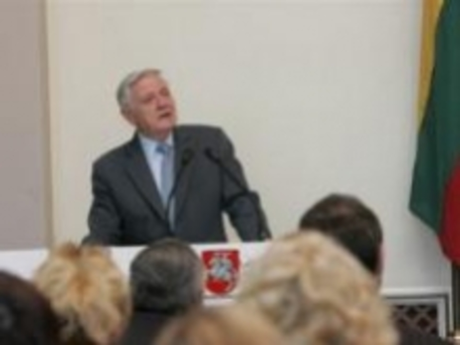 Президент Литвы госпитализирован  - Новости Калининграда