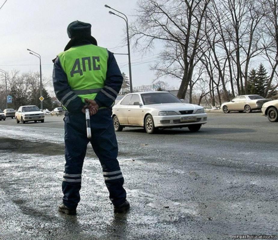 Калининградский автонарушитель за месяц попался шесть раз - Новости Калининграда