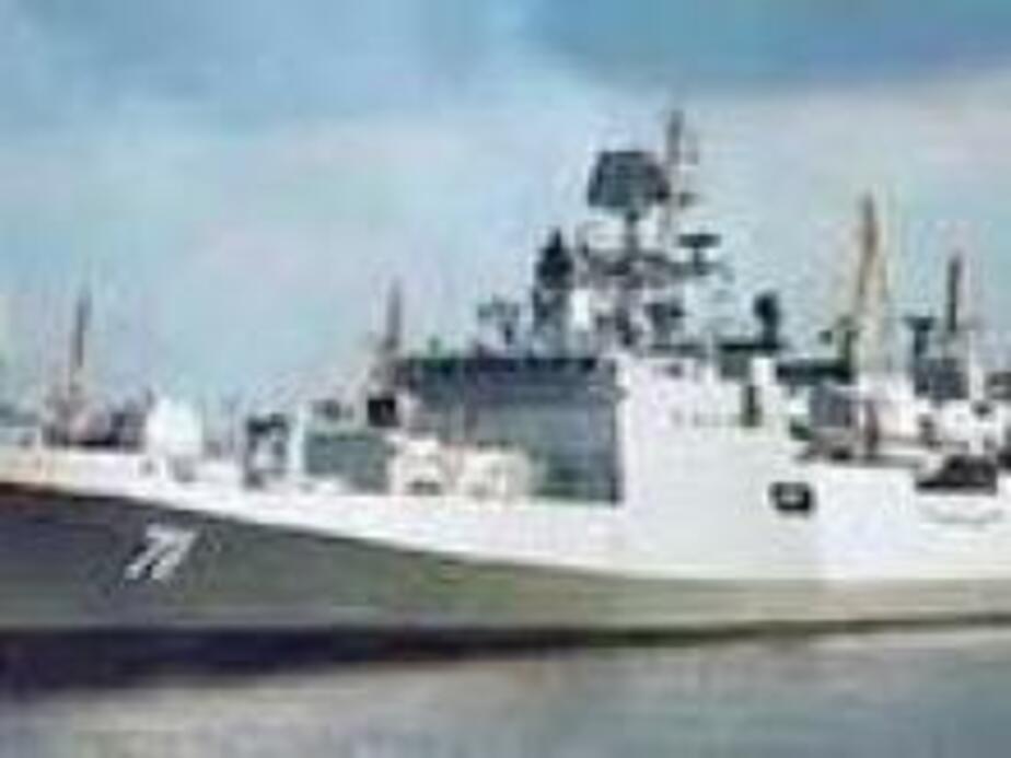На заводе -Янтарь- заложат 3-й фрегат для ВМС Индии  - Новости Калининграда