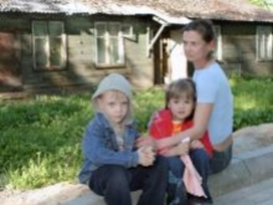 Беженцев из Грузии оставили без крыши над головой - Новости Калининграда