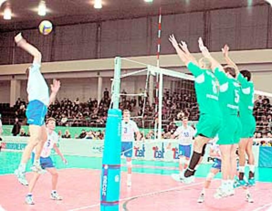 Волейбол: Еврокубки отменяются - Новости Калининграда