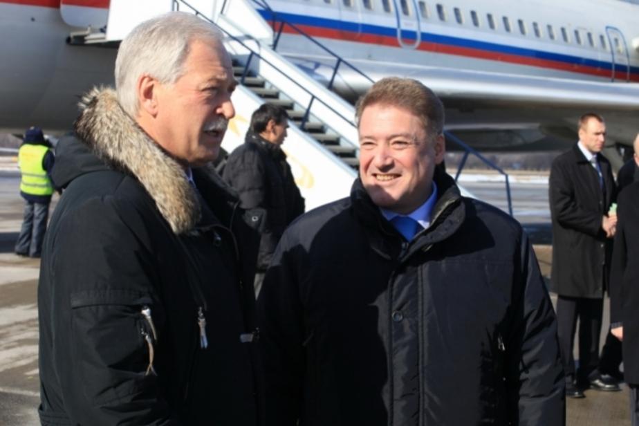 Спикер Госдумы РФ- Георгий Боос сделал много- но область захотела местного - Новости Калининграда