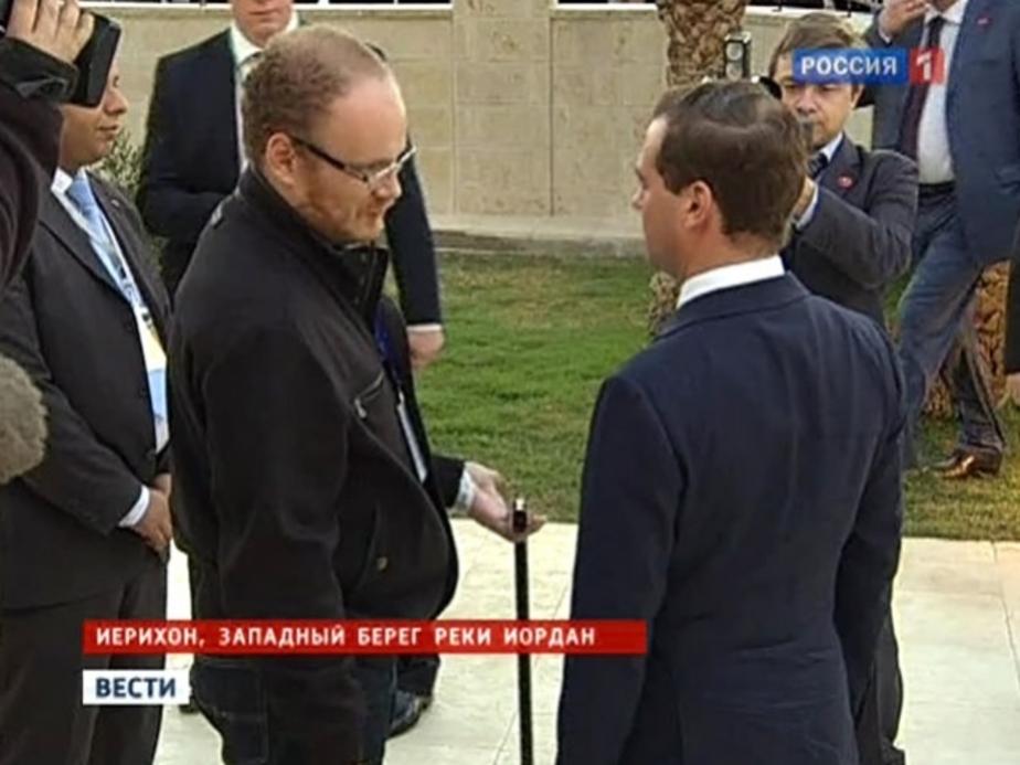 Кашин на встрече с президентом России продемонстрировал изуродованный преступниками мизинец - Новости Калининграда
