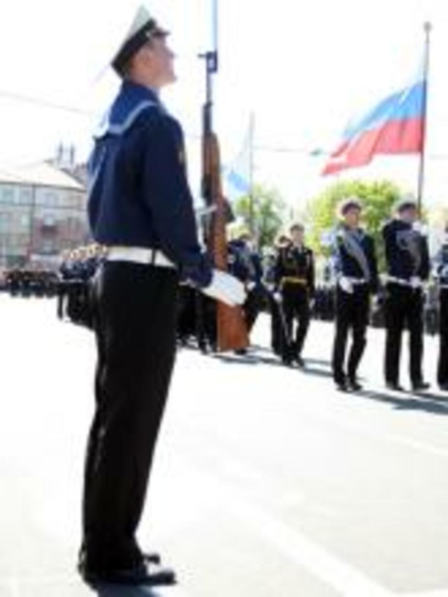 В Калининграде прош-л парад Победы - Новости Калининграда