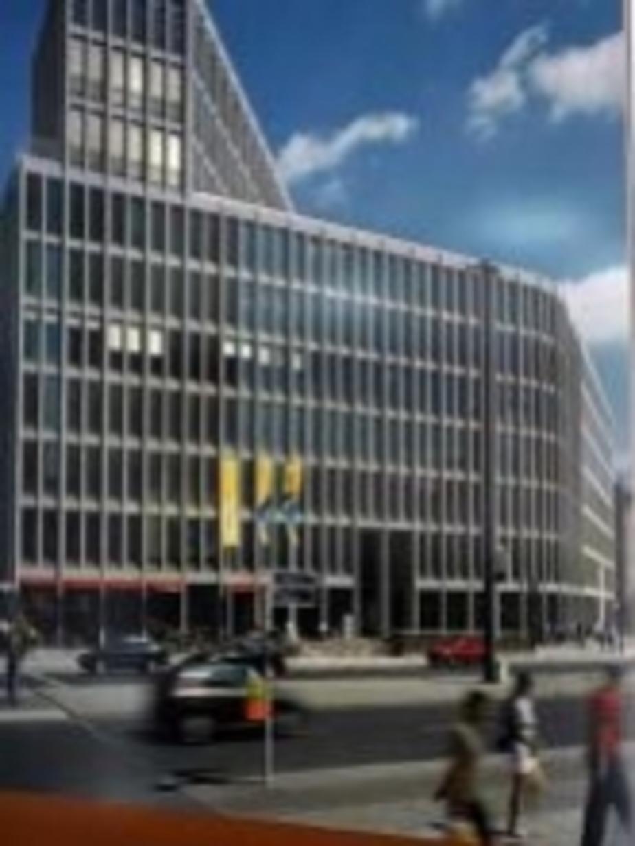 Калининградцам показали новую архитектуру Берлина для сравнения -фоторепортаж- - Новости Калининграда