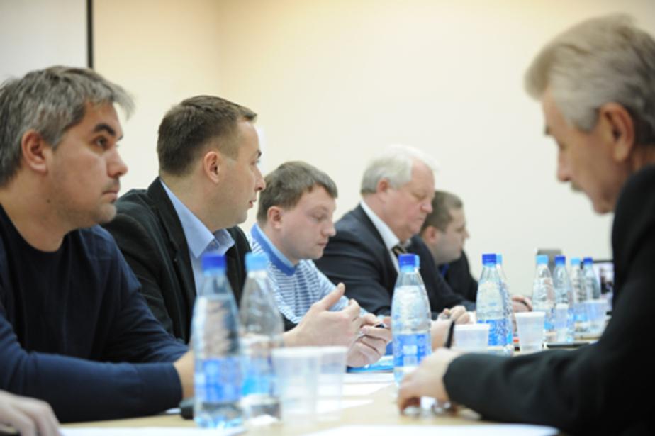 Калининградские политики договорились не поливать друг друга грязью - Новости Калининграда