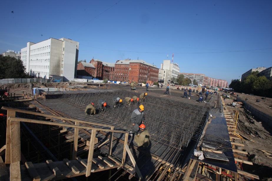 Сегодня в Калининграде заработает Вторая эстакада - Новости Калининграда