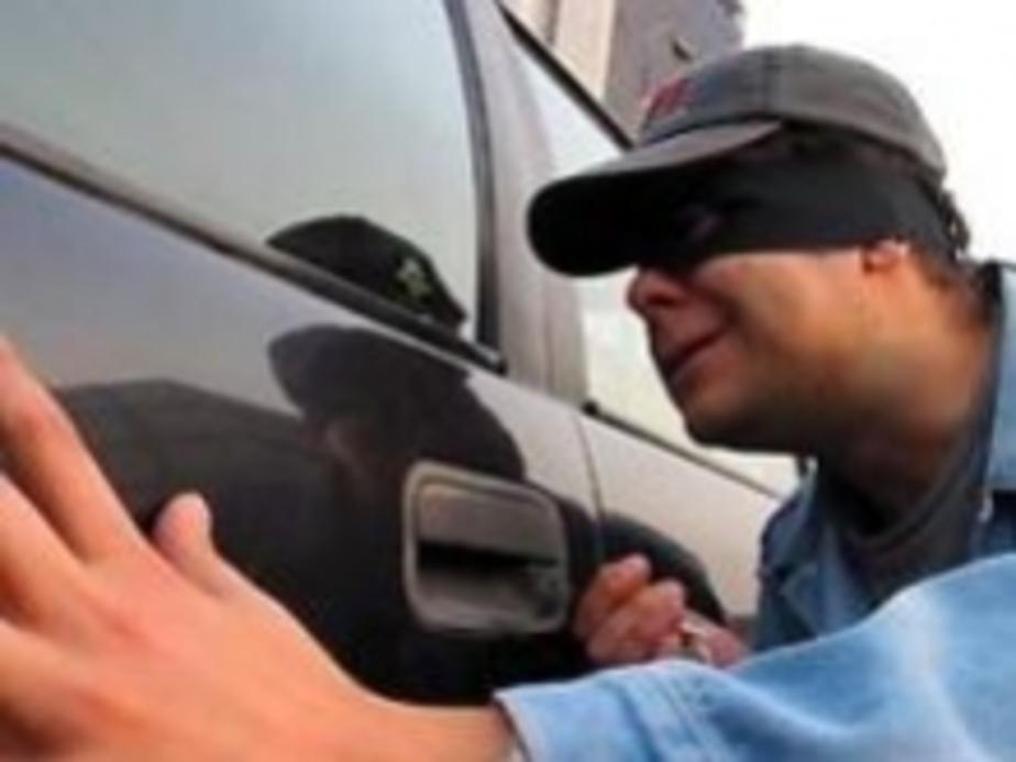 Пассажир пытался угнать такси - Новости Калининграда