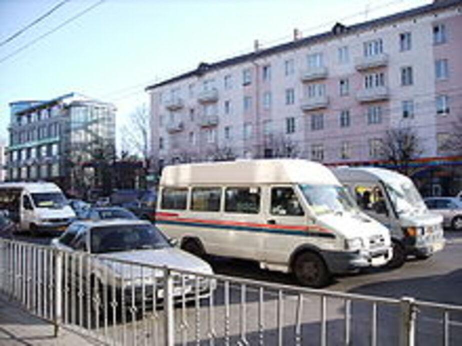 "В Калининграде запрещена эксплуатация еще пяти -""маршруток-"" - Новости Калининграда"