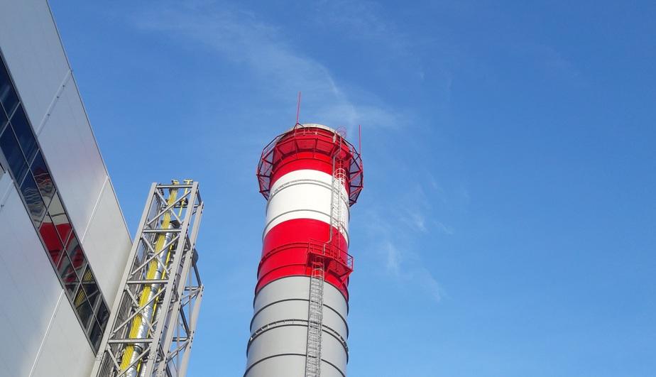 На новой газовой ТЭС в Гусеве состоялся первый этап пусконаладочных работ - Новости Калининграда