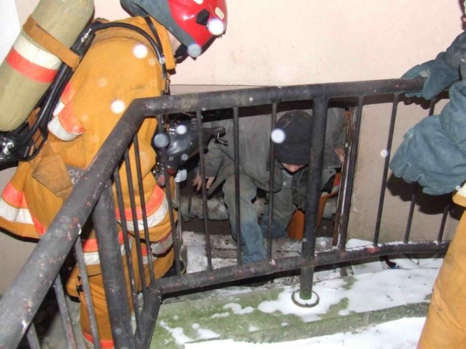 Двое бомжей едва не спалили дом в Калининграде - Новости Калининграда