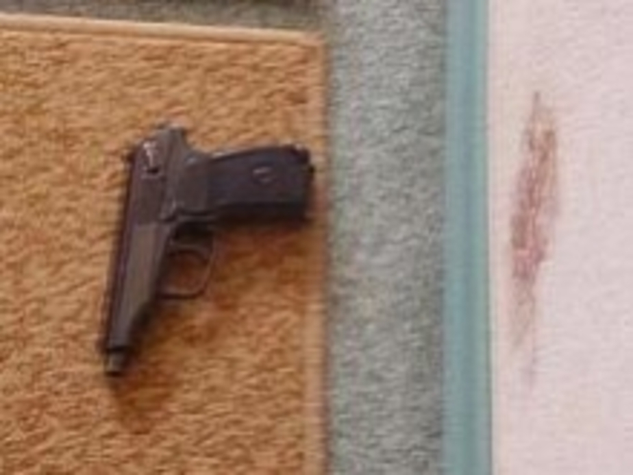 """В """"Патриоте"""" застрелился мужчина, расстрелявший семью - Новости Калининграда"""