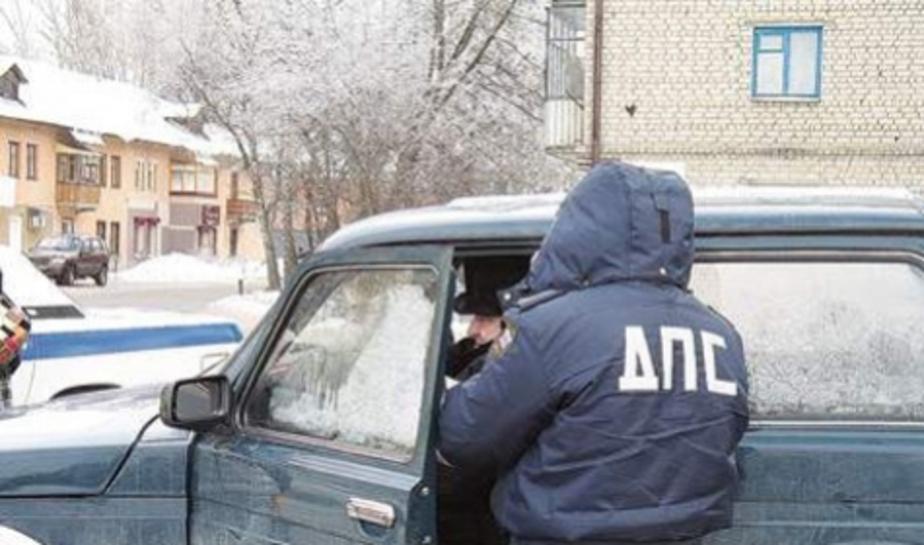 В Калининграде водитель избил инспектора ДПС - Новости Калининграда