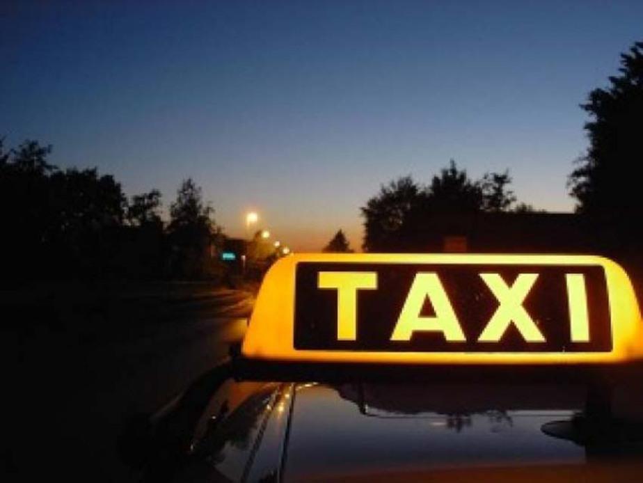 В Калининграде таксист сбил пьяную пенсионерку - Новости Калининграда