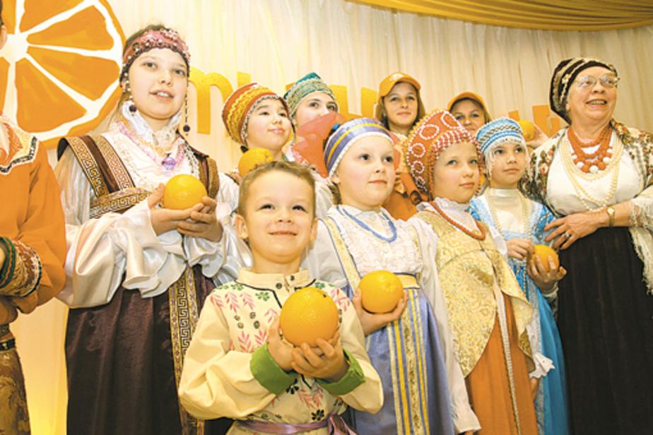 В Калининград пришло оранжевое настроение - Новости Калининграда