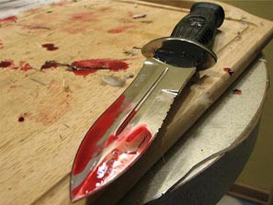 Калининградец убил сожительницу- напавшую на него с ножом - Новости Калининграда