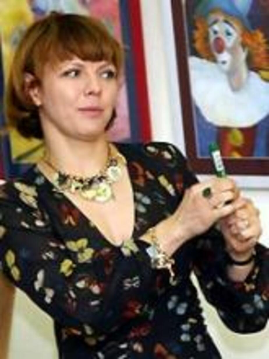 Фёкла Толстая потеряла в Калининграде фамильный перстень - Новости Калининграда