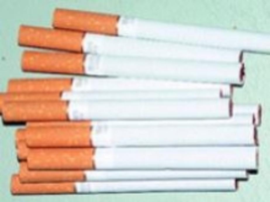 Житель Нестерова украл сигарет на 15 тысяч рублей - Новости Калининграда