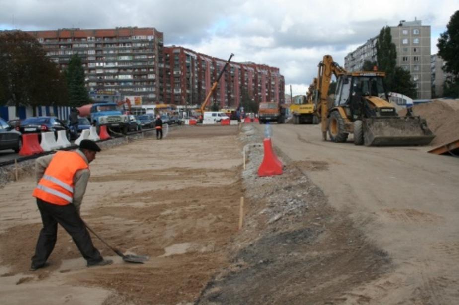 Строительство второй эстакады в Калининграде может затянуться - Новости Калининграда
