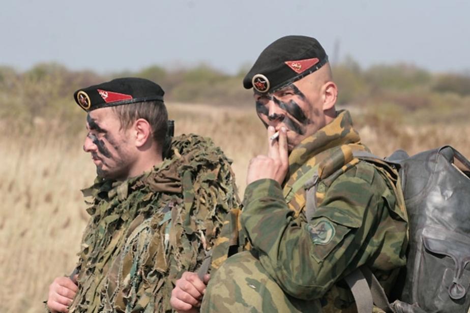 На Балтфлоте прош-л День памяти морских пехотинцев- погибших в Чечне - Новости Калининграда
