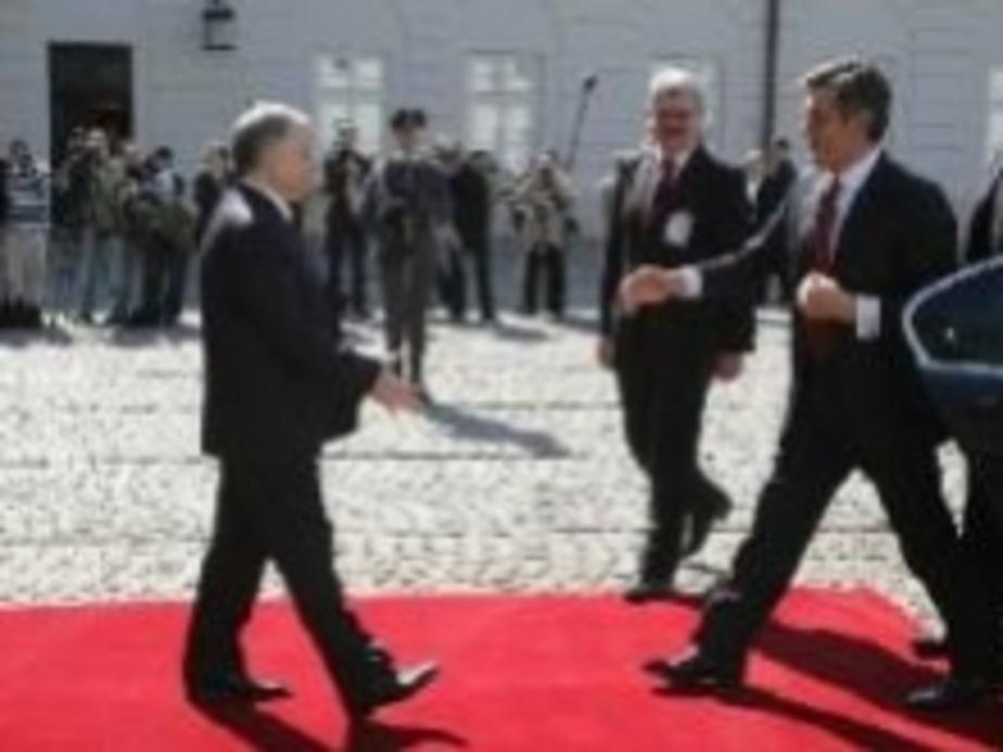Президенты Литвы и Польши прибыли в Киев  - Новости Калининграда